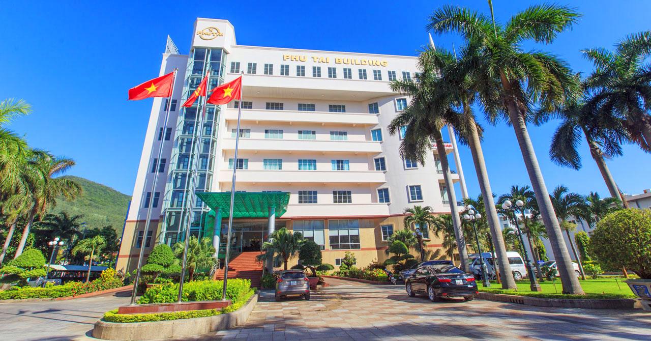 Trụ sở Công ty cổ phần Phú Tài